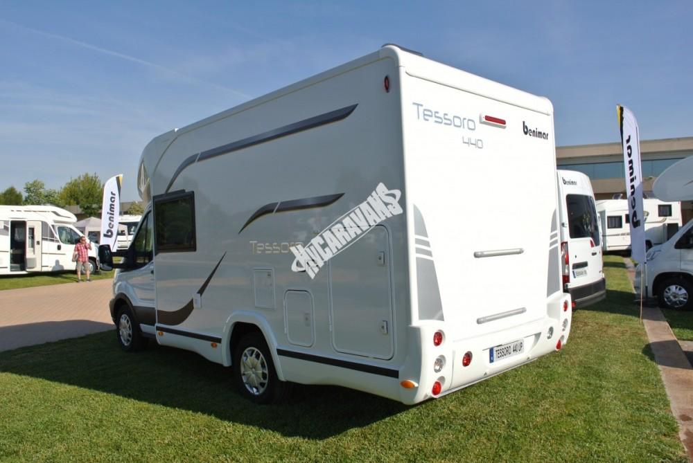 Obytný vůz Benimar Tessoro  UP 440 Limitovaná edice  2018 Top výbava, skladem Mar-Lázně,vůz na SPZ,registrovaný,odpočet DPH není možný,stav km 1020. č.28