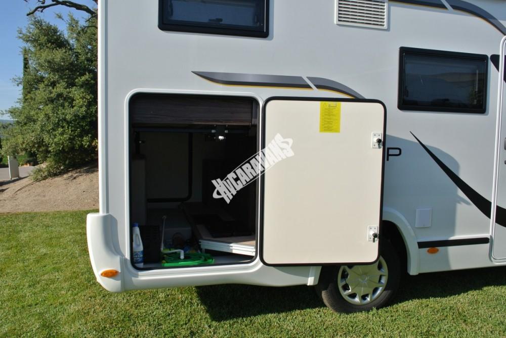Obytný vůz Benimar Tessoro  UP 440 Limitovaná edice  2018 Top výbava, skladem Mar-Lázně,vůz na SPZ,registrovaný,odpočet DPH není možný,stav km 1020. č.17