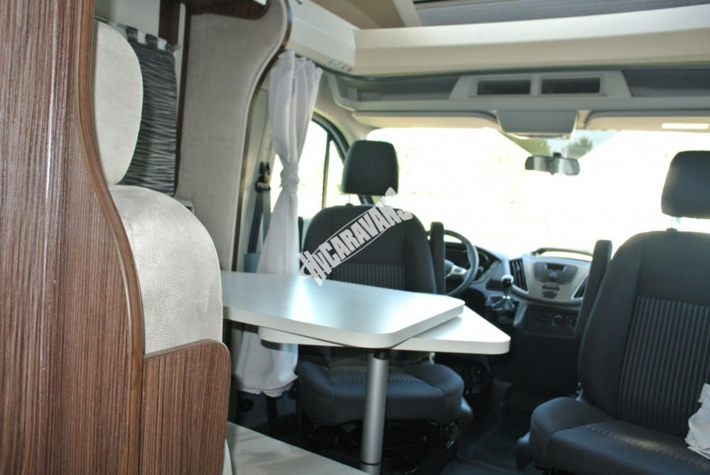 Obytný vůz Benimar Tessoro  UP 440 Limitovaná edice  2018 Top výbava, skladem Mar-Lázně,vůz na SPZ,registrovaný,odpočet DPH není možný,stav km 1020. č.34