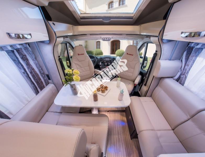 Obytný vůz Benimar Tessoro  442 model 2018 č.29
