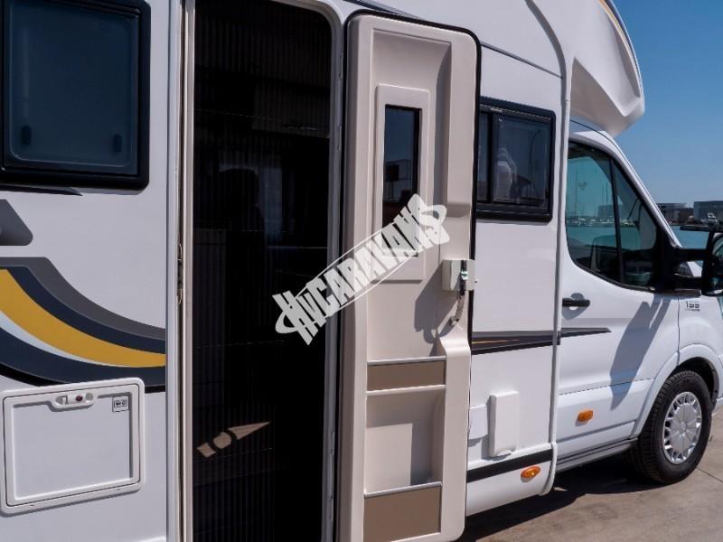 Obytný vůz Benimar Tessoro  442 model 2018 č.11