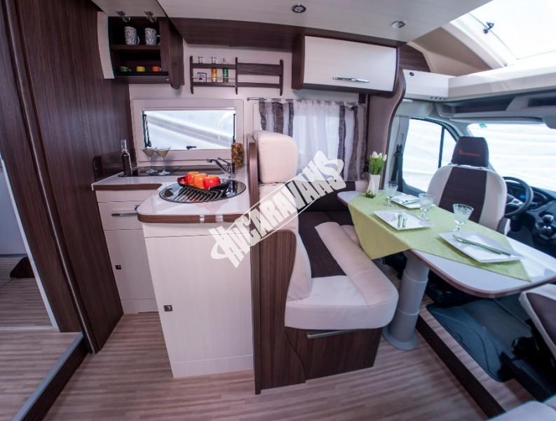 Obytný vůz Benimar Tessoro  494 170 PS model 2017 Skladem ML č.37