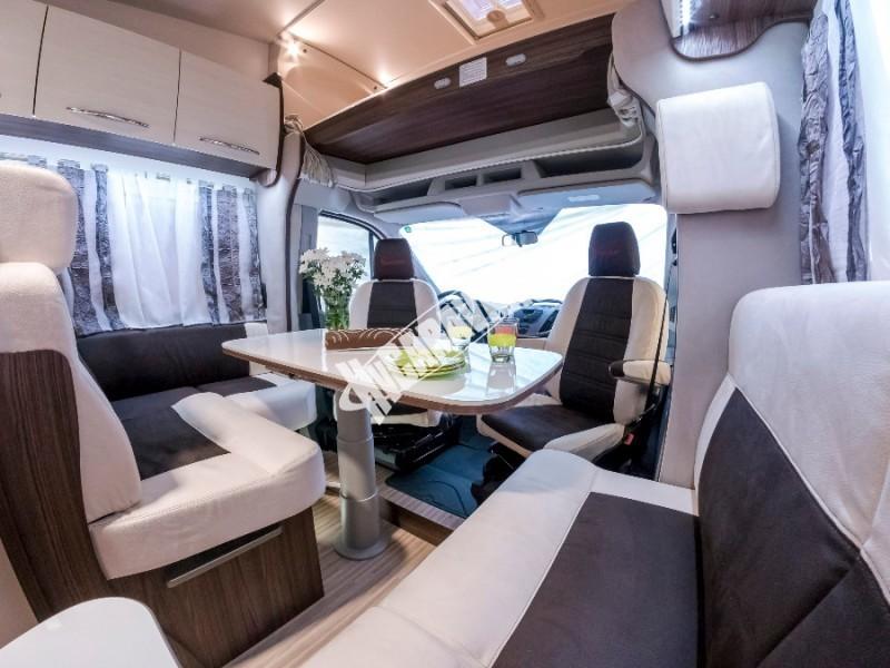 Obytný vůz BENIMAR Sport 343 model 2017 skladem Mar-Lázně- 2/2018 č.11