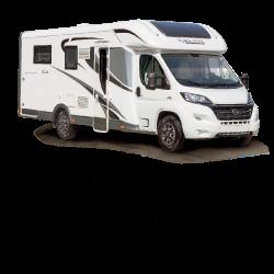 Polointegrovaný obytný vůz Mobilvetta KEA P64 model 2017 č.2