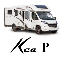 Polointegrovaný obytný vůz Mobilvetta KEA P69 model 2018 č.2