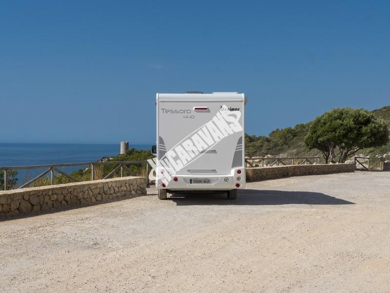 Obytný vůz Benimar Tessoro  UP 440 Limitovaná edice  2018 Top výbava, skladem Mar-Lázně,vůz na SPZ,registrovaný,odpočet DPH není možný,stav km 1020. č.40