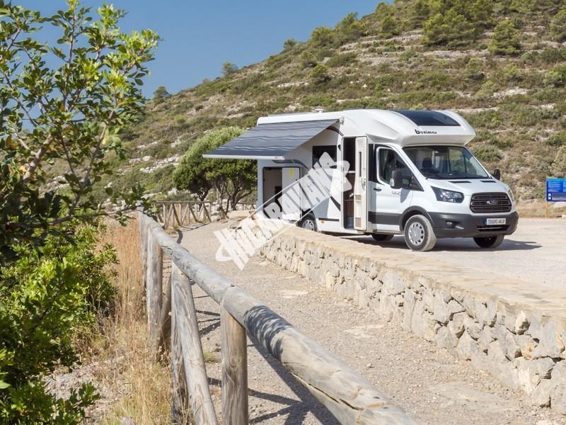 Obytný vůz Benimar Tessoro  UP 440 Limitovaná edice  2018 Top výbava, skladem Mar-Lázně,vůz na SPZ,registrovaný,odpočet DPH není možný,stav km 1020. č.42