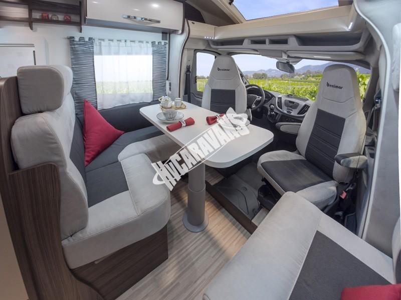Obytný vůz Benimar Tessoro  442 model 2018 č.42