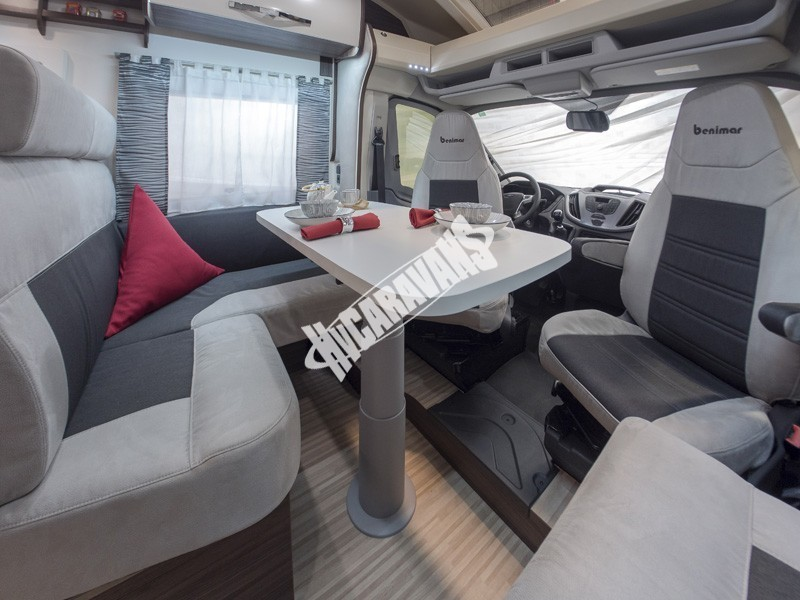 Obytný vůz Benimar Tessoro  442 model 2018 č.47