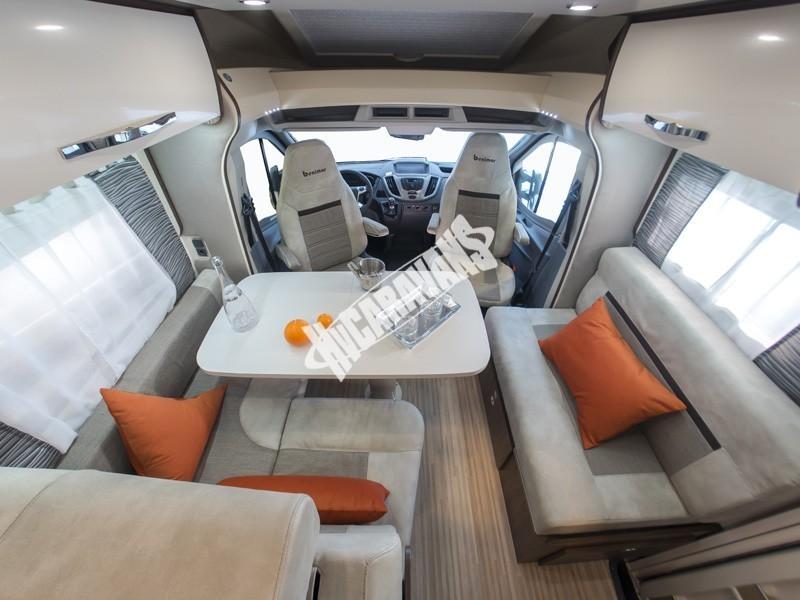 Obytný vůz Benimar Tessoro  494 170 PS model 2017 Skladem ML č.43