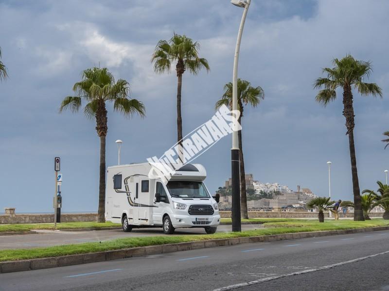 Obytný vůz Benimar Tessoro  494 170 PS model 2017 Skladem ML č.2