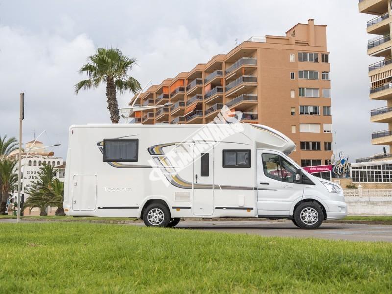 Obytný vůz Benimar Tessoro  494 170 PS model 2017 Skladem ML č.3