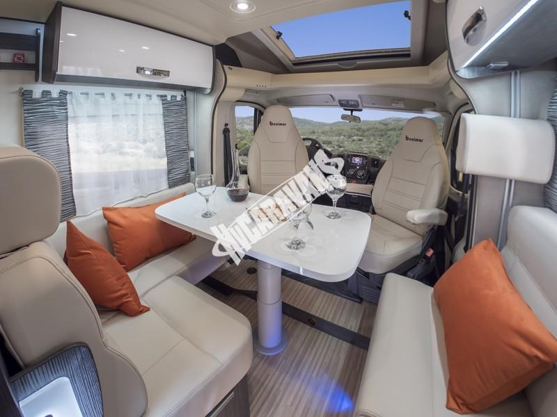 Obytný vůz Benimar Mileo 242/ FIAT  130 PS Model 2018 skladem 11/2017 č.24