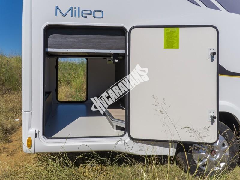 Obytný vůz Benimar Mileo 242/ FIAT  130 PS Model 2018 skladem 11/2017 č.6