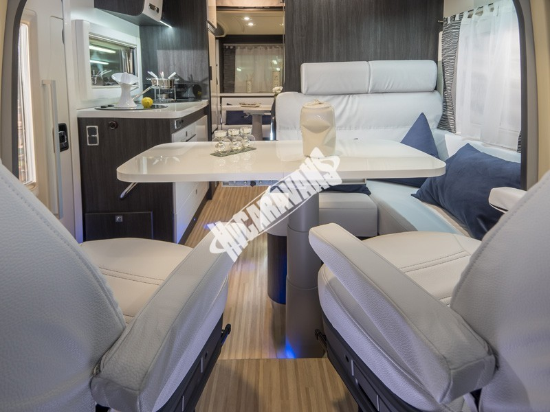 Obytný vůz Benimar Mileo 282 model 2018 č.30