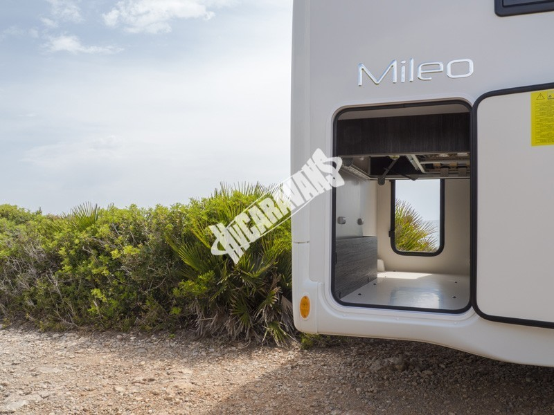 Obytný vůz Benimar Mileo 295 model 2017 skladem Mar Lázně č.6