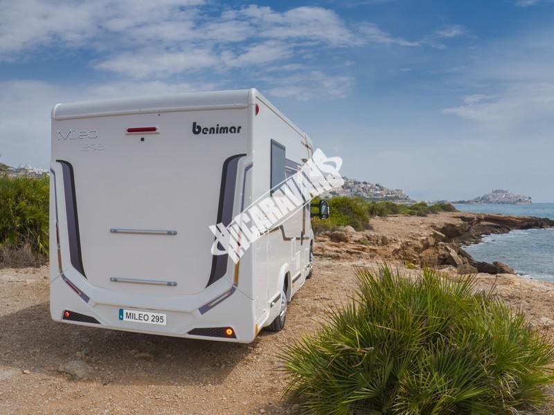 Obytný vůz Benimar Mileo 295 model 2017 skladem Mar Lázně č.2