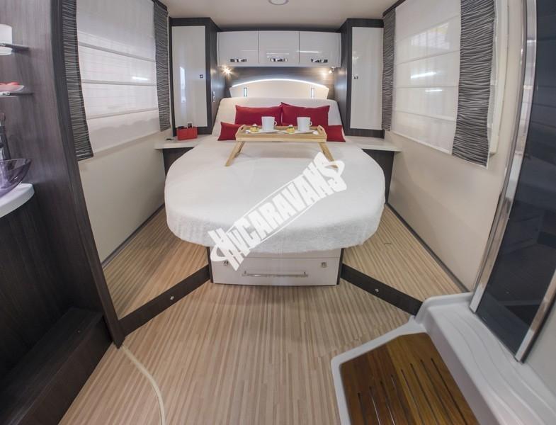 Obytný vůz Benimar Mileo 295 model 2017 skladem Mar Lázně č.18