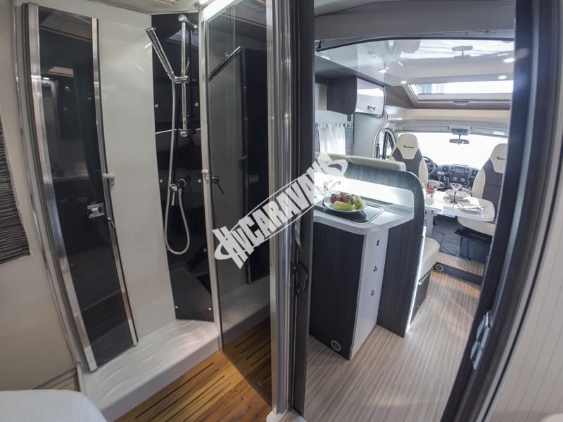 Obytný vůz Benimar Mileo 295 model 2017 skladem Mar Lázně č.19
