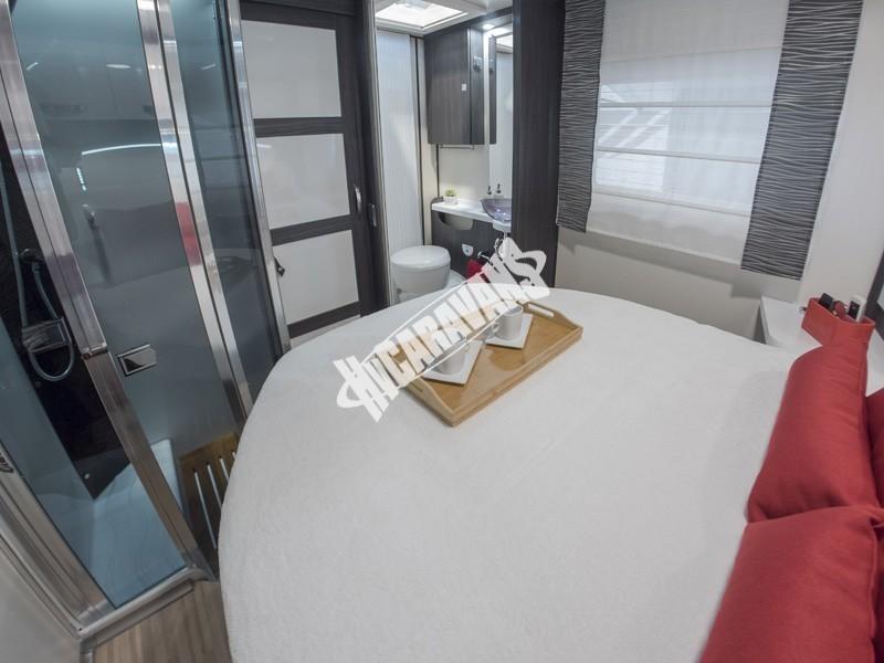 Obytný vůz Benimar Mileo 295 model 2017 skladem Mar Lázně č.22