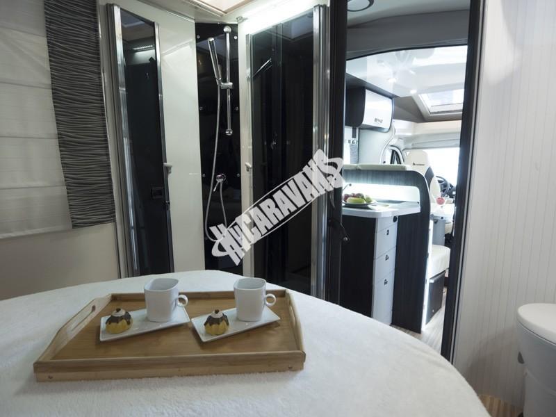 Obytný vůz Benimar Mileo 295 model 2017 skladem Mar Lázně č.25