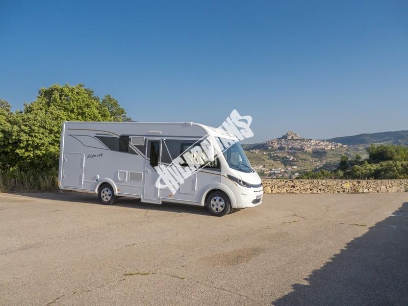 Obytný vůz Benimar Aristeo A 640 model 2017 termín dodání ihned.