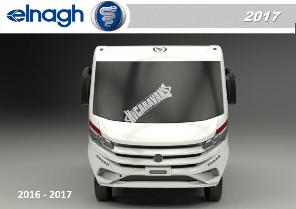 Celointegrovaný obytný vůz I-LOFT 581 model 2018 č.6