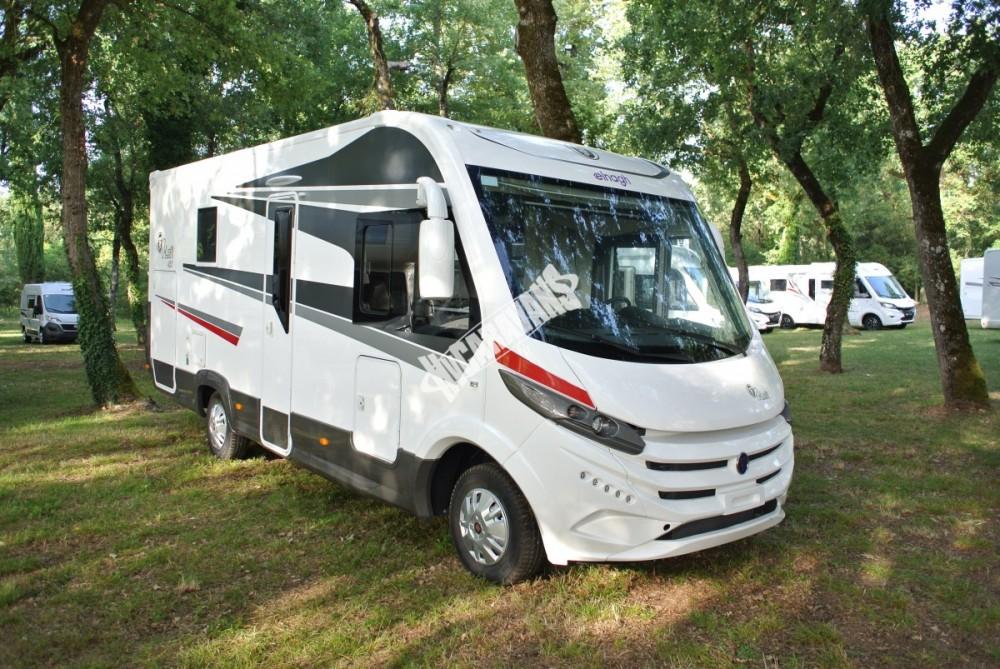 Celointegrovaný obytný vůz I-LOFT 581 model 2017 skladem 12/2016