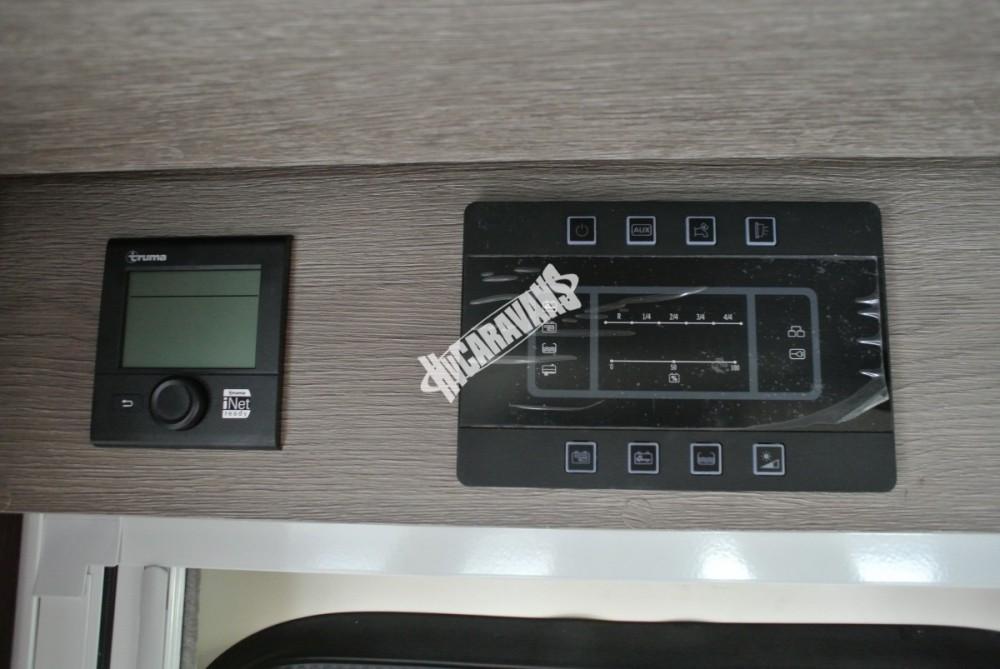Polointegrovaný obytný vůz Mobilvetta K.Silver 56 model 2018 termín dodání skladem Mar Lázně Prodáno č.37