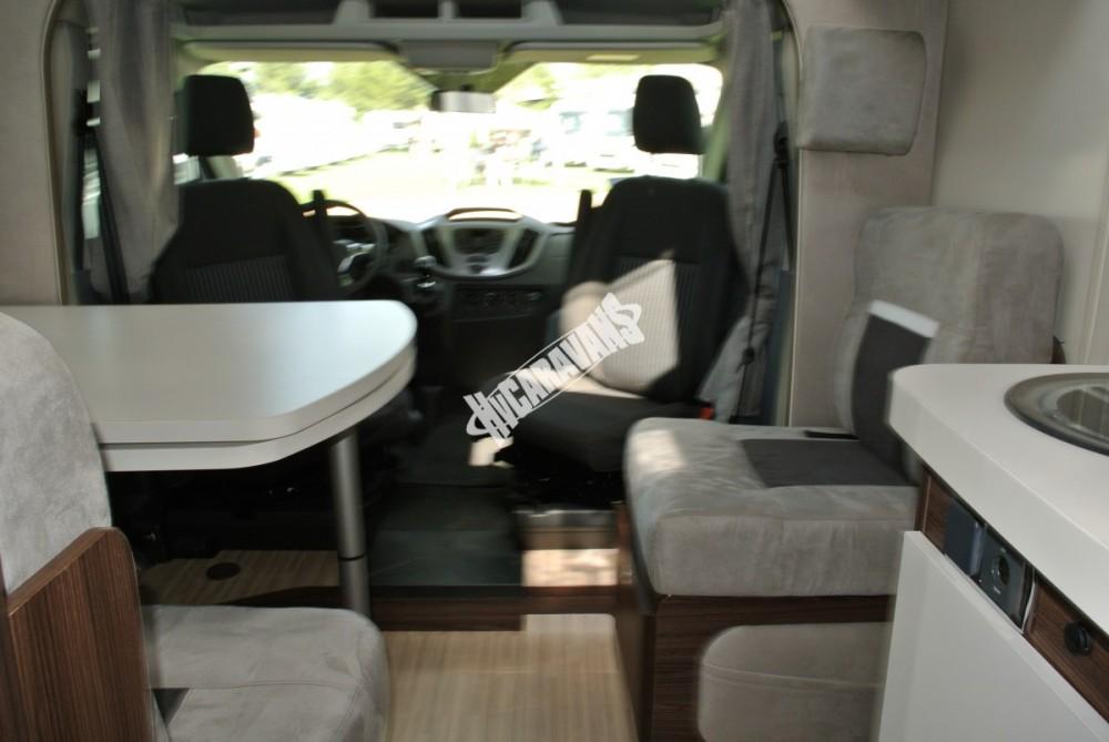 Obytný vůz Benimar SPORT 340 UP FORD 170 PS, akční série TOP výbava+ cena,  Skladem 4/2018 Prodáno č.17