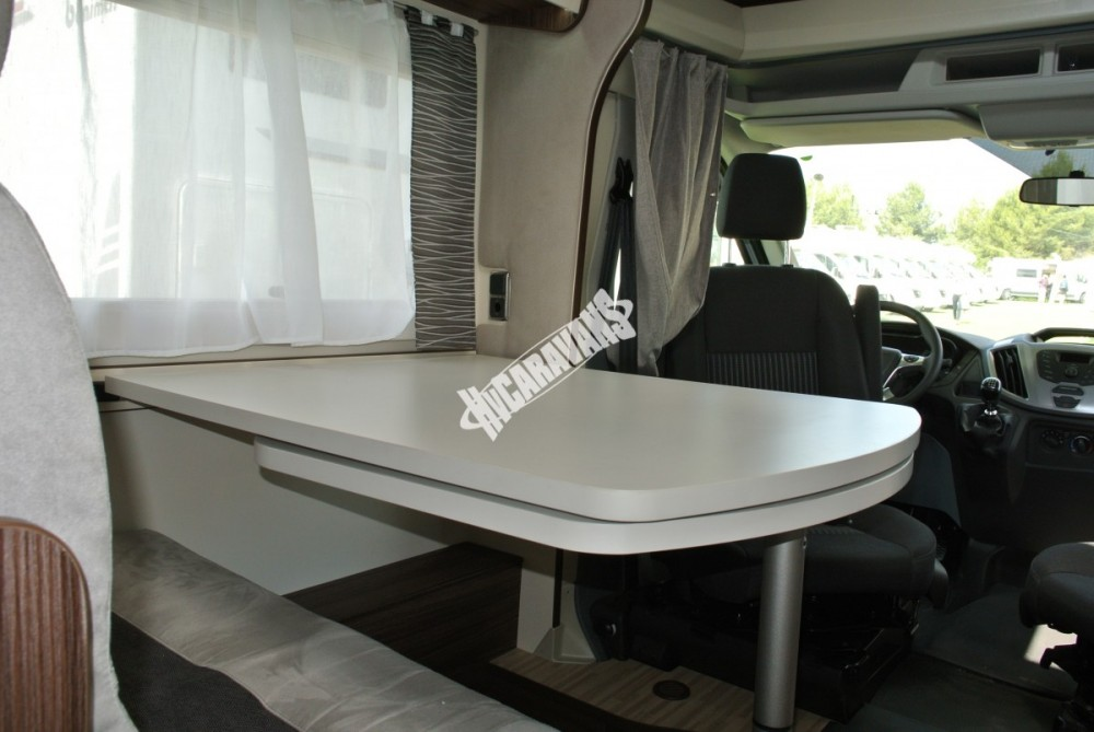 Obytný vůz Benimar SPORT 340 UP FORD 170 PS, akční série TOP výbava+ cena,  Skladem 4/2018 Prodáno č.19