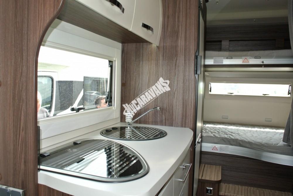 Obytný vůz Benimar SPORT 340 UP FORD 170 PS, akční série TOP výbava+ cena,  Skladem 4/2018 Prodáno č.20