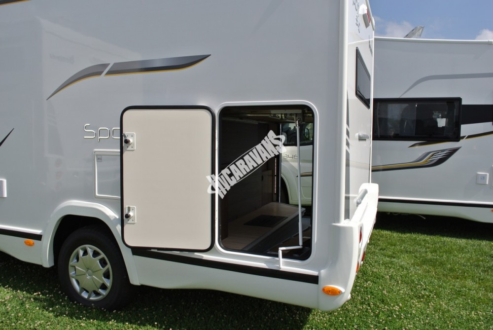 Obytný vůz Benimar SPORT 340 UP FORD 170 PS, akční série TOP výbava+ cena,  Skladem 4/2018 Prodáno č.30