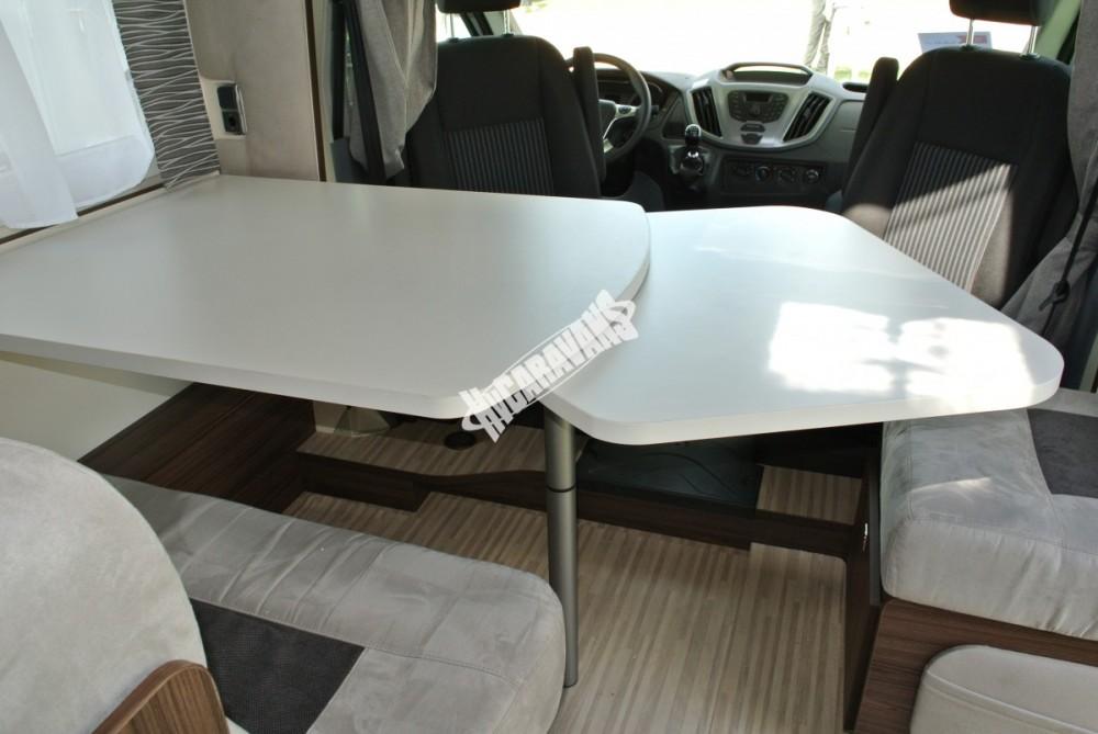 Obytný vůz Benimar SPORT 340 UP FORD 170 PS, akční série TOP výbava+ cena,  Skladem 4/2018 Prodáno č.35