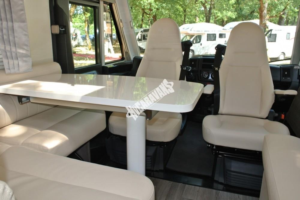 Celointegrovaný obytný vůz Mobilvetta I.Silver 56 model 2018 skladem Mar-Lázně Rezervace č.18