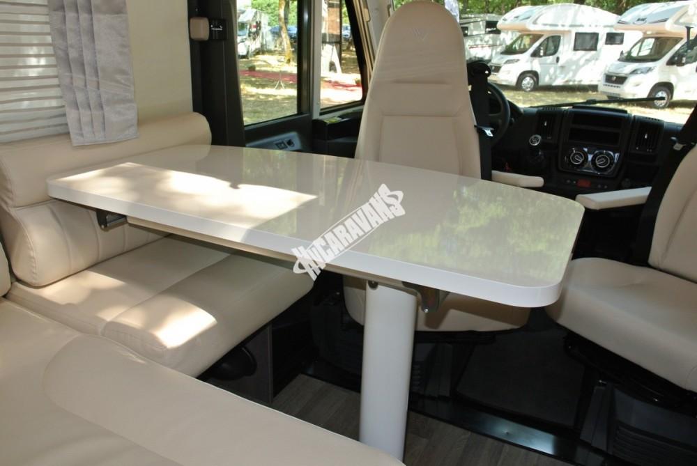 Celointegrovaný obytný vůz Mobilvetta I.Silver 56 model 2018 skladem Mar-Lázně Rezervace č.20