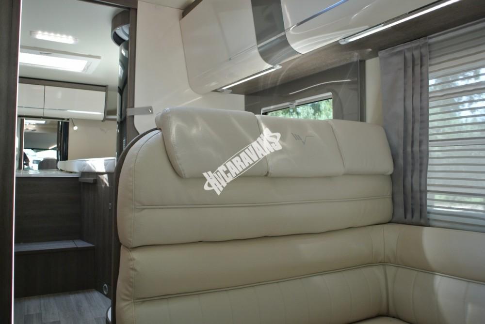 Celointegrovaný obytný vůz Mobilvetta I.Silver 56 model 2018 skladem Mar-Lázně Rezervace č.27