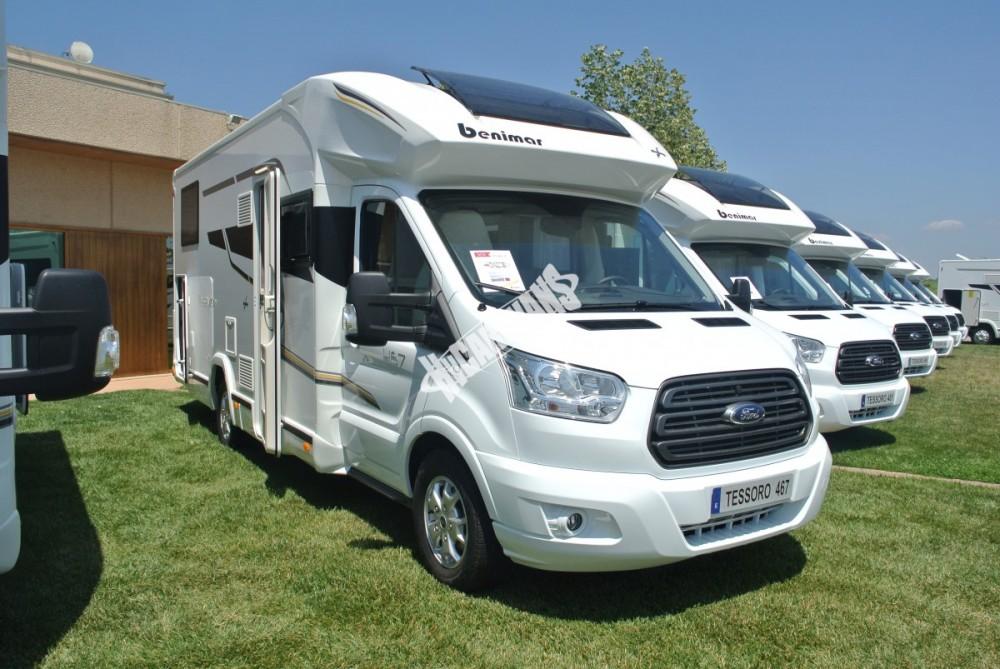BENIMAR Tessoro  467 model 2018 č.3