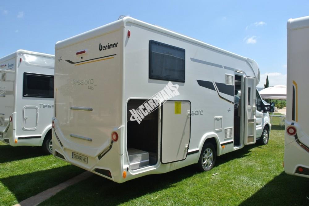 BENIMAR Tessoro  467 model 2018 č.8