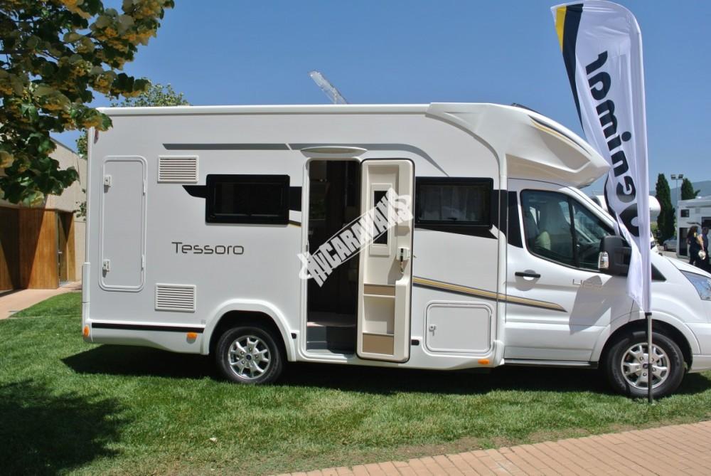 Obytný vůz Benimar Tessoro  483 model 2018 č.17