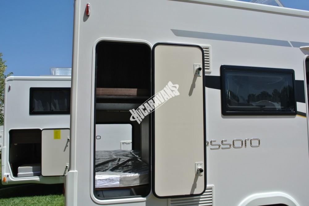 Obytný vůz Benimar Tessoro  483 model 2018 č.19