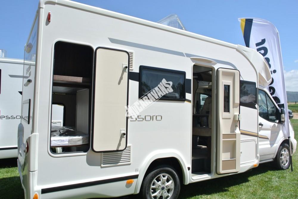 Obytný vůz Benimar Tessoro  483 model 2018 č.20