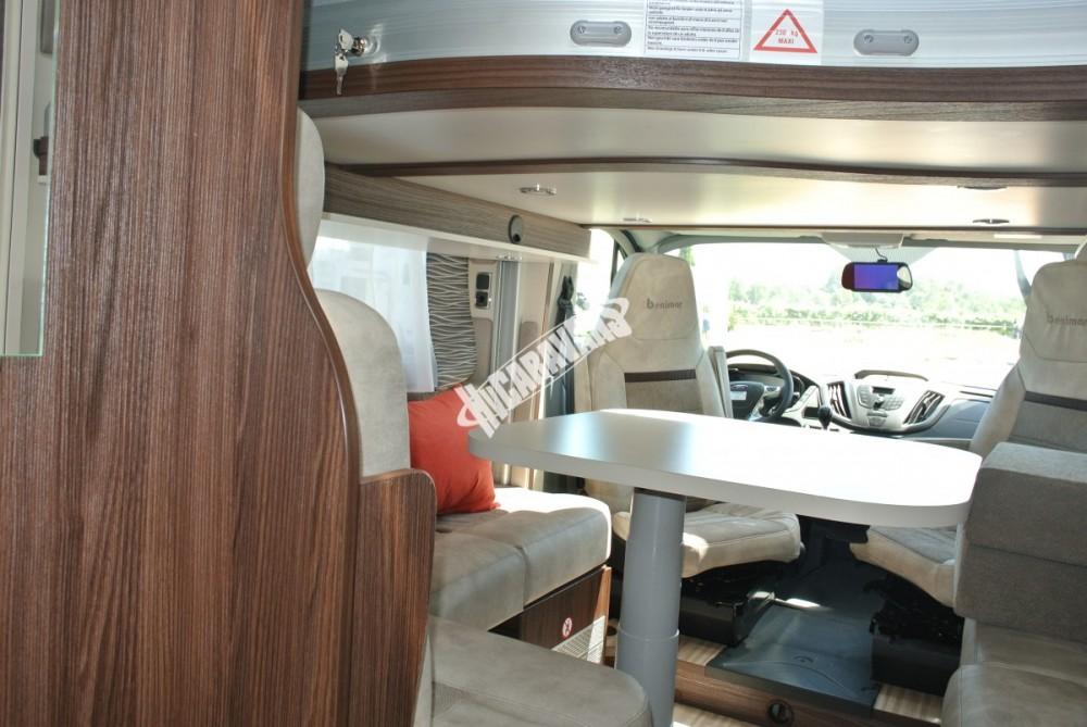 Obytný vůz Benimar Tessoro  483 model 2018 č.34