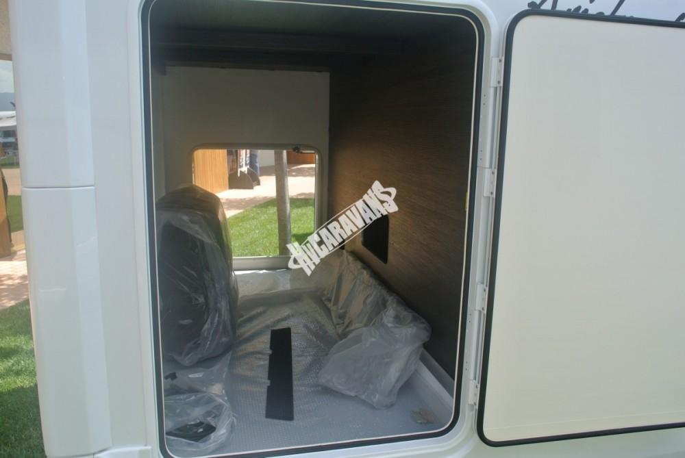 Obytný vůz Benimar Aristeo A 663 FIAT 150 PS Vista Pack skladem  Prodáno č.18