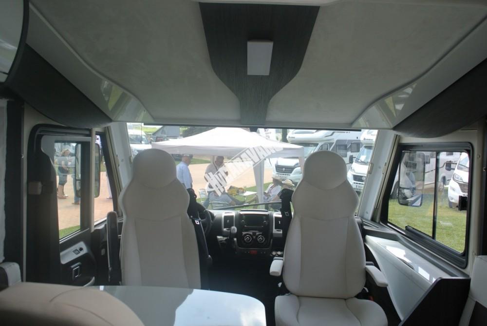 Obytný vůz Benimar Aristeo A 663 FIAT 150 PS Vista Pack skladem  Prodáno č.28