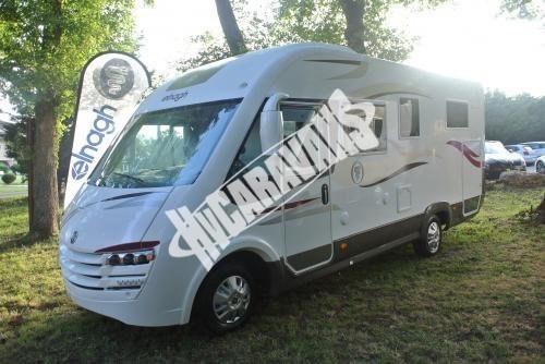 Celointegrovaný karavan Elnagh Magnum 29 s garáží 150 PS Prodáno !!! č.3