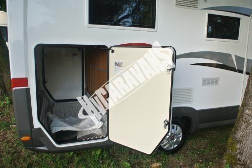 Celointegrovaný karavan Elnagh Magnum 29 s garáží 150 PS Prodáno !!! č.5