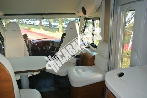 Celointegrovaný karavan Elnagh Magnum 29 s garáží 150 PS Prodáno !!! č.10