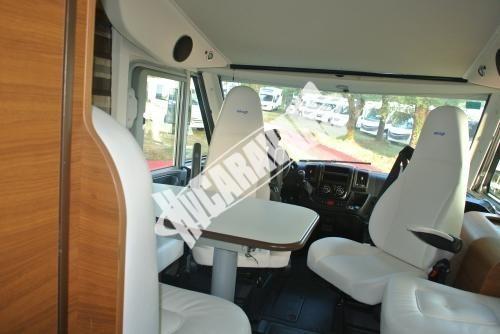Celointegrovaný karavan Elnagh Magnum 29 s garáží 150 PS Prodáno !!! č.11
