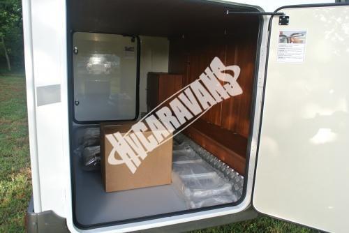 Celointegrovaný karavan Elnagh Magnum 29 s garáží 150 PS Prodáno !!! č.20